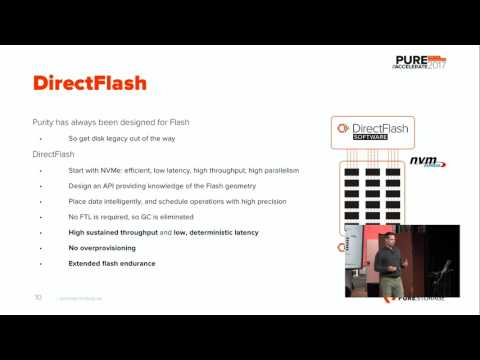 Pure Storage FlashArray //X - How It Works with Pete Kirkpatrick