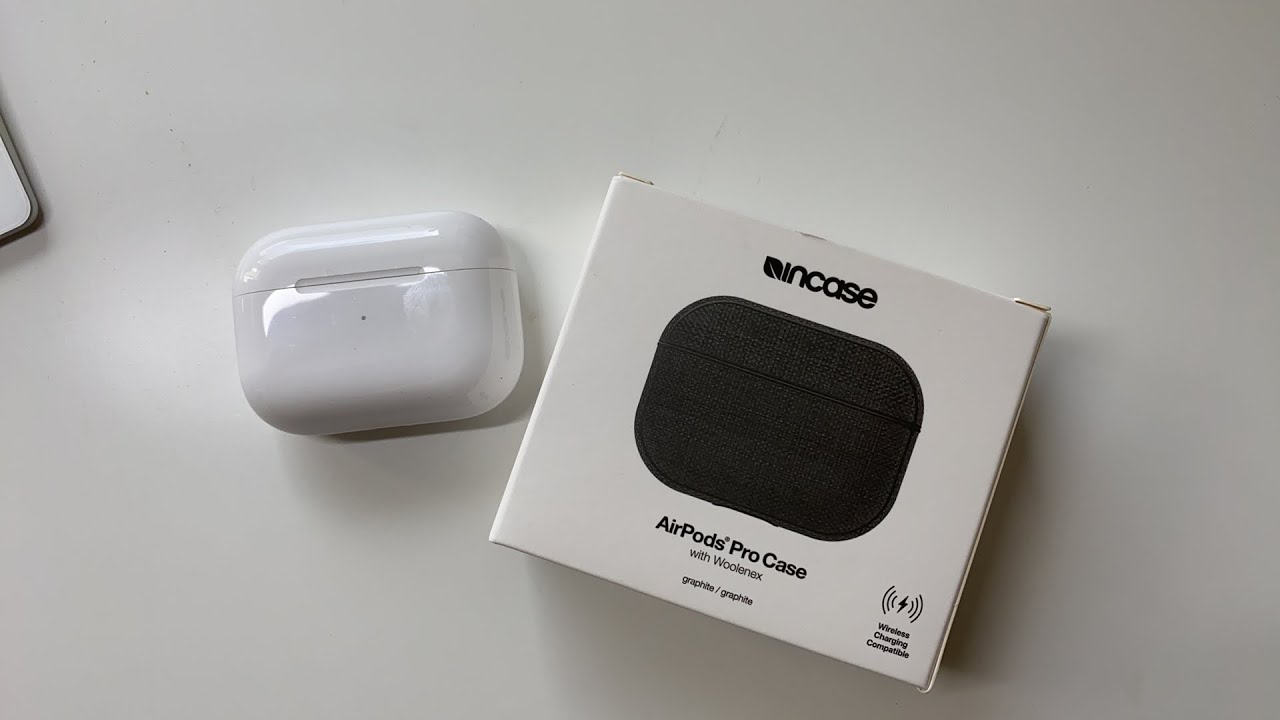 Incase Airpods Pro Case Unbox Installation Youtube