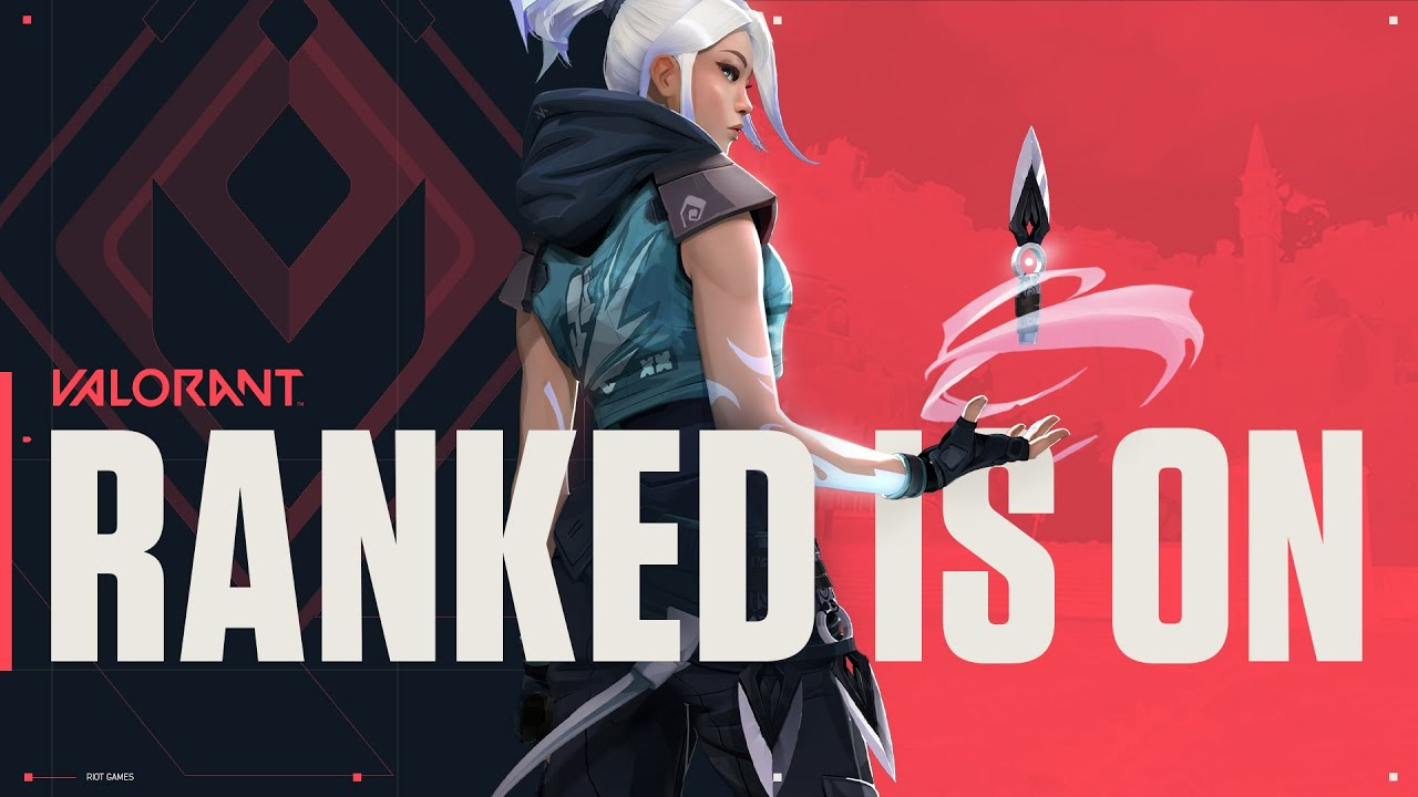 RANKED is LIVE // VALORANT