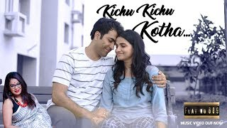 Kichu Kichu Kotha কিছু কিছু কথা Video Song | Flat No 609 | Iman | Abir | Tanushree | Ratul