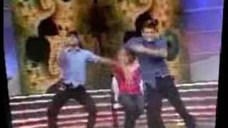 Quien Baila Mejor? Ariel y Fernando en la Semifinal YouTube Videos