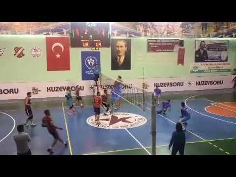 Aksaray MTAL- Konya Gezlevi karşılaşması