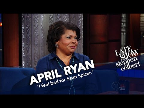 Thumbnail: April Ryan Defines The Cardinal Responsibility Of The Press