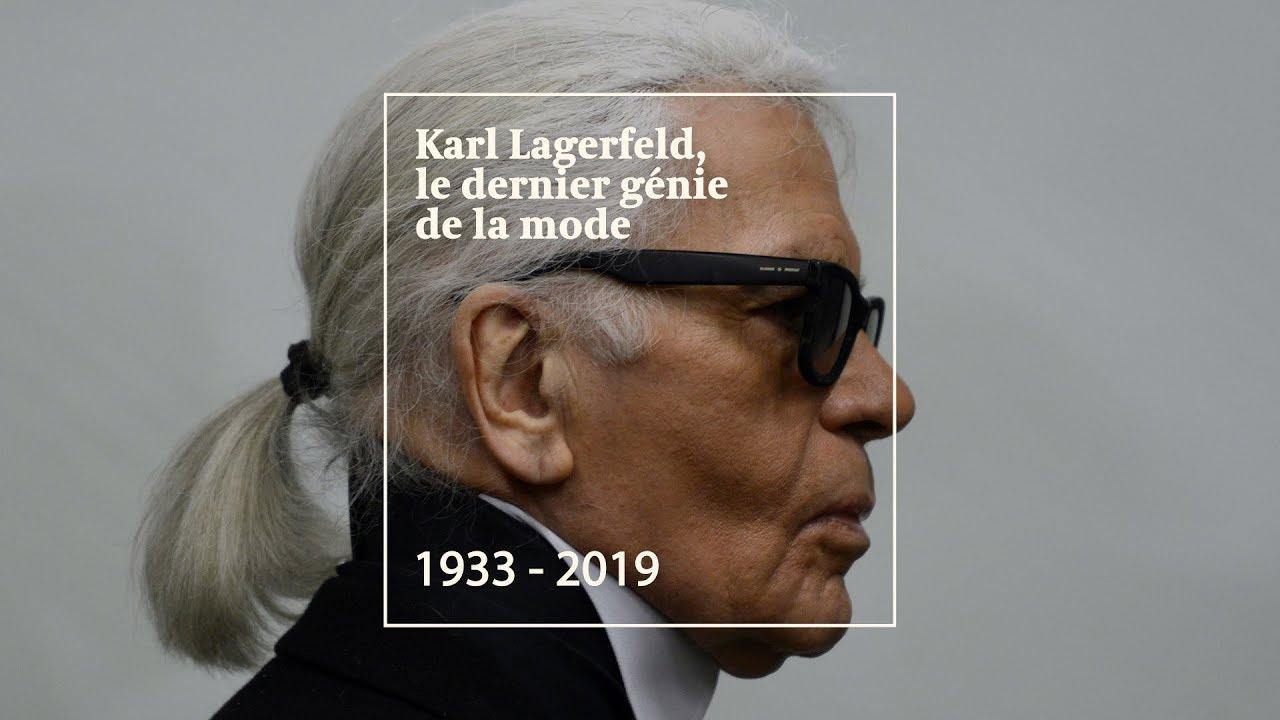 Lagerfeld MortL'echo La Noires Lunettes ModeKarl Est Sur KlFJc1