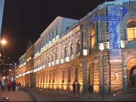 Quito Capital Americana de la Cultura