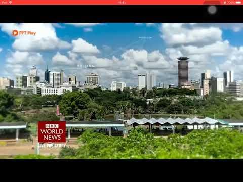 BBC World News - Business Briefing - Headlines, Intro (19/04/2018, 05:30 BST / 11:30 VN)