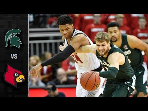 Louisville First With Howie Lindsey - Louisville Gets Big Win Over Michigan State