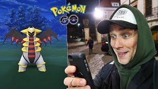 Raidy - GIRATINA w Pokemon GO !