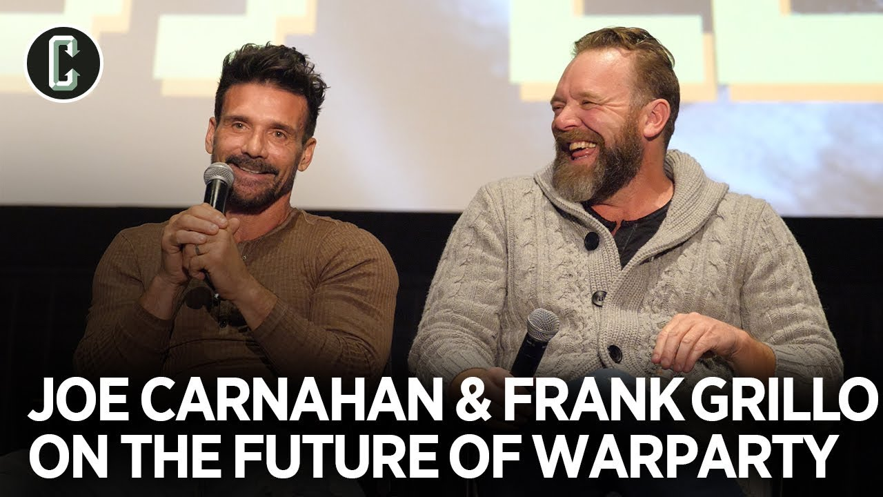 Frank Grillo and Joe Carnahan Talk Future Projects and a Possible 'Wheelman 2'
