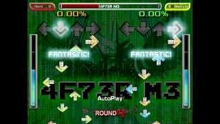 4F73R M3 (B4U Remix) DDR & ITG Stepchart