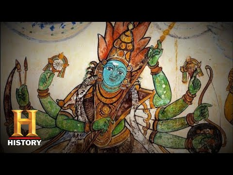 Ancient Aliens: Vishnu's Ancient Guided Missiles (Season 8) | History
