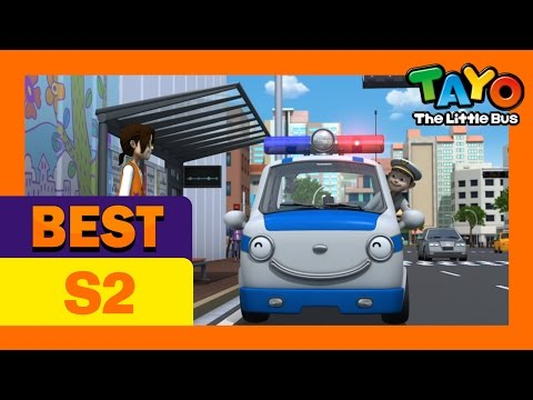 Tayo S2 EP2 The Perfect Duo, Rookie And Pat L Tayo The Little Bus