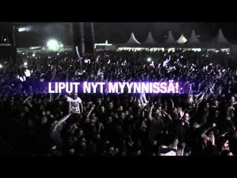 WEEKEND FESTIVAL 2014 LIPUT NYT MYYNNISSÄ!