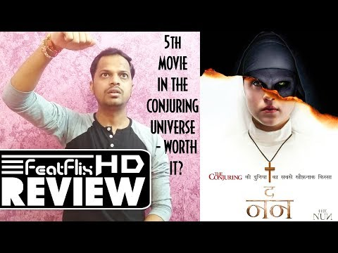 The Nun (2018) Horror, Mystery, Thriller Movie Review In Hindi | FeatFlix