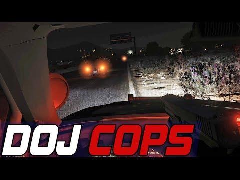 Dept. of Justice Cops #549 - Tit For Tat Justice