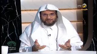 التطوع مع الفقراء والمساكين مع الدكتور أحمد البوعلي