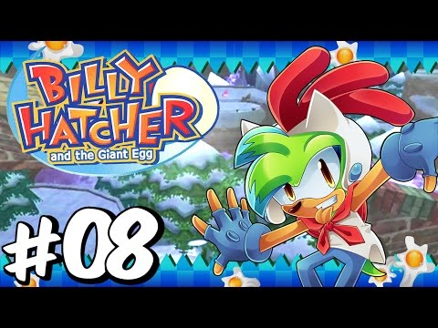 Billy Hatcher and the Giant Egg (Gamecube) - Part 8 - (BLIND)