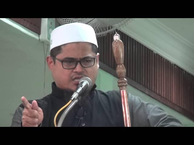 20-02-2015 Ustaz Johari Abdul Wahab: Dahsyatnya Neraka {Khutbah Jumaat}