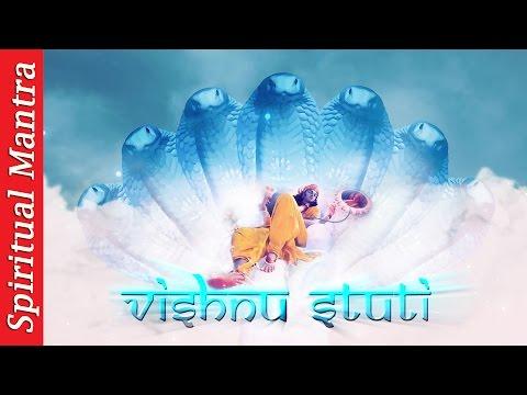 """""""Vishnu Stuti"""" - Shuklambaradharam Vishnum - Sacred Chants of Vishnu - Vishnu Stotram Powerful"""