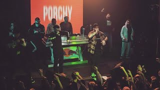 Концерт PORCHY - THE FALL OXXXYMIRON - BACK 2 GRIME