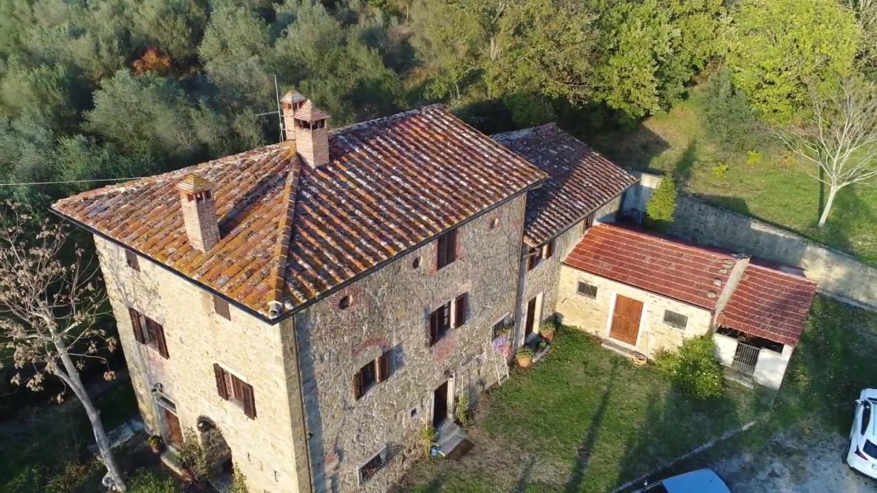 Agenzie Immobiliari Arezzo villa del 1700 - policiano (arezzo)