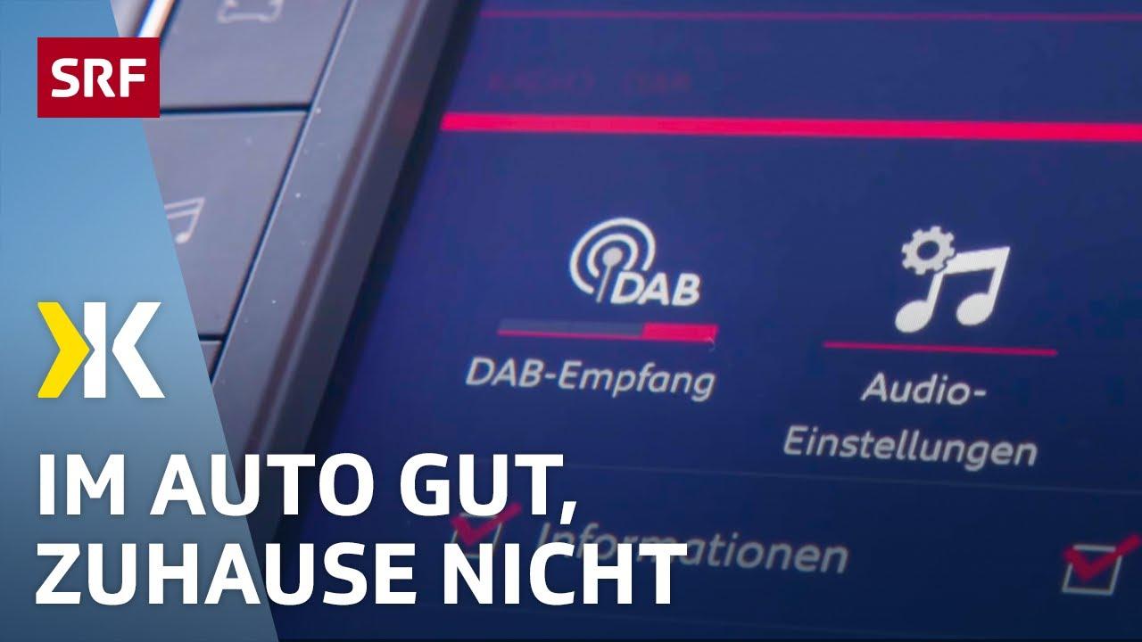 dab plus adapter eine gute l sung im auto zuhause noch nicht 2019 srf kassensturz youtube. Black Bedroom Furniture Sets. Home Design Ideas