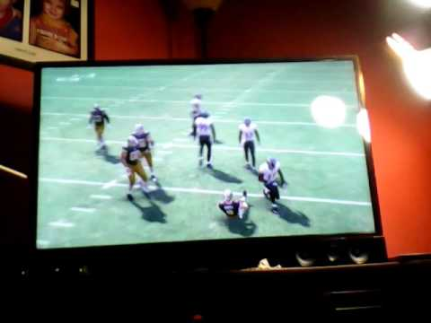 Madden challenge complete a catch for a TD with Max Unger
