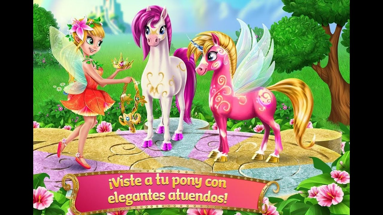 Dibujos Hadas Infantiles Adventures Of Fairies And Unicorns Videos For Children And Children S Children Games Level 1 To 11