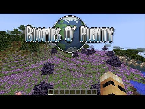 1 7 10] Biomes O' Plenty Mod Download   Minecraft Forum