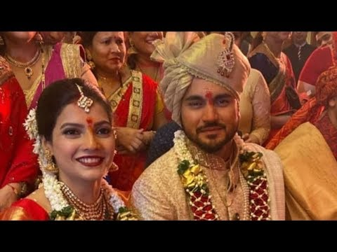indian-cricketer-manish-pandey-ties-the-knot-with-ashrita-shetty-|-spotboye