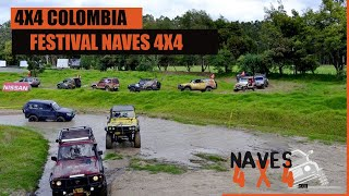 4x4 Colombia - Festival Off-road Naves 4x4
