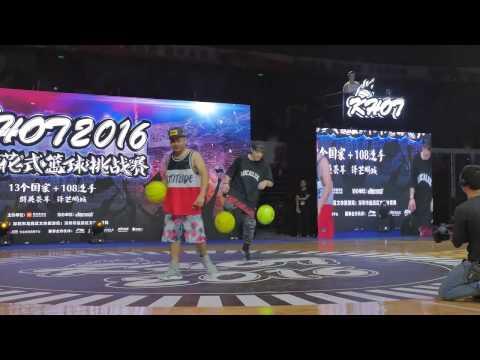 KHOT2016 WFSB Challenge #63 3rdFinal DouMing (CHN) vs whitea (JPN)
