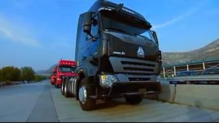 SINOTRUK CNHTC cooperate with MAN truck group produce SITRAK trucks HOWO trucks