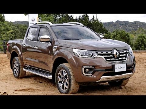 Novidade Renault Alaskan 2018 – Interior e Exterior – (Prévia)