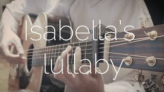 The Promised Neverland OST - Isabella's lullaby Fingerstyle Guitar Cover