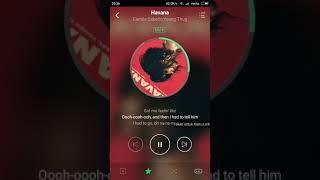 Cara Download lagu pada aplikasi JOOX