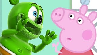 Cover images Peppa Pig HATES The Gummy Bear Song!
