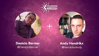 Episode 4 | Andy Hendrikx | Cardano Community Manager | Background |Family |Hobbies |Life Philosophy