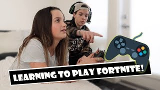 learning to play fortnite 🎮 wk 3747 bratayley