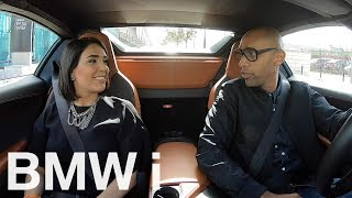 Web Summit 2018 - Moving Minds with BMW i - Falon Fatemi