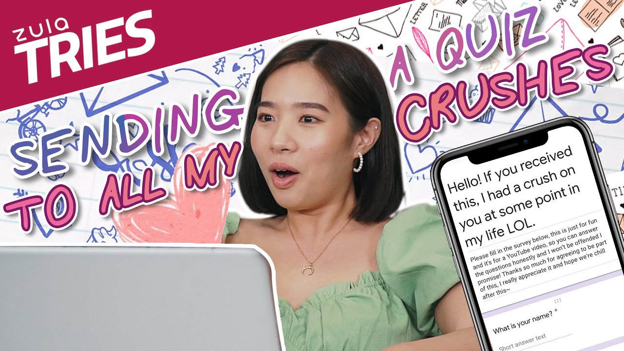 Sending A Quiz To Every Boy I've Had A Crush On | ZULA Tries | EP 37
