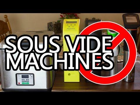 Do you need a sous vide machine?? - Sous Vide Steak