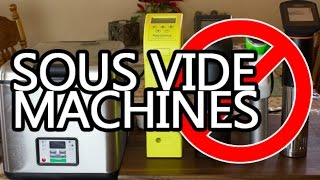 Do you need a sous vide machine?? - Sous Vide Steak