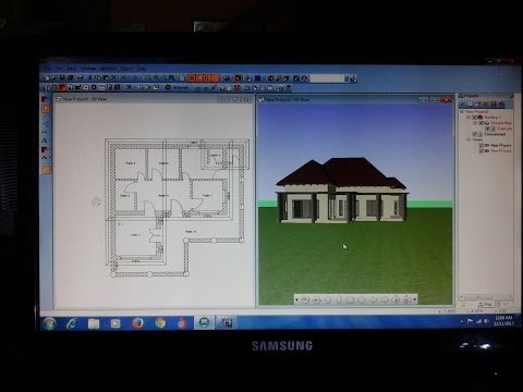 3D Home Architect Design Suite Deluxe 8   Duration: 9:10. Nasir Sejati  2,375 Views · 9:10