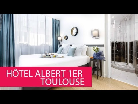 Hotel Albert 1er Toulouse France Toulouse