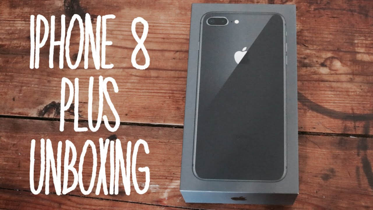 iPhone 8 Plus Unboxing South Africa | Tech Videos | Kayla ...
