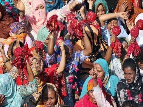(Sheedi) Black community in Pakistan