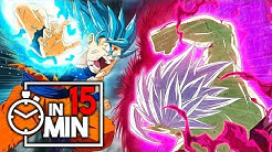 DRAGON BALL SUPER 'ZAMASU' ARC IN 15 MINUTEN [Manga Version]