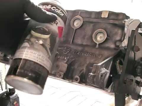 Engine Block preparation