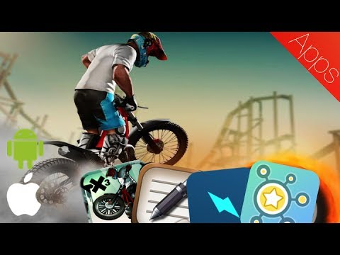 AppsMania: Trial Xtreme 3, TopNotes, Nice Trace, Dream-X #iOS #Android